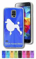 Personalized Case For Galaxy S5, S6, S6 Edge - French Poodle Dog, Puppy