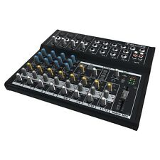 Mackie Mix Series Mix12FX 12-Channel Compact Professional Studio Live Mixer