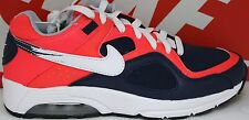Nike Air Max Go Strong Essential 631718 600 Crimson/White/Mid Navy New In Box