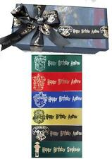 Harry Potter Personalised House Ribbon - Sold by the metre