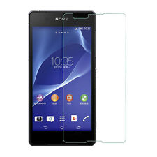 1x 2x Lot Ultra Clear LCD Screen Protector Cover Guard Film For Sony Xperia E4