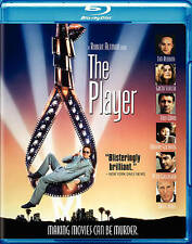 THE PLAYER - ROBERT ALTMAN SATIRE WITH TIM ROBBINS - OUT-OF-PRINT BLU-RAY