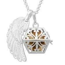 Mexican bola lockets pendant sounds harmony ball pendant with necklace chain