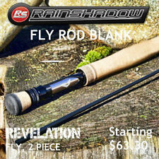Rainshadow Revelation Fly Rod Blank 2 Piece