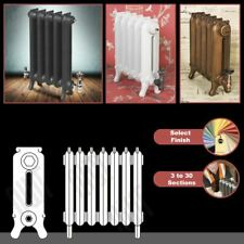 "The ""Mulberry"" 450mm(High) Cast Iron Radiators (3 to 30 Sections Wide)"