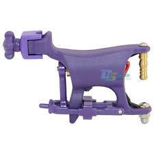 New Pro Rotary Tattoo Machine Gun Motor Swashdrive Liner Shader Supply Purple
