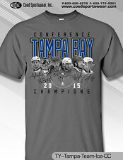 Tampa Bay Lighting Eastern Conference Championship Player Shirt