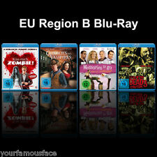 Choose from List - Individually Sold - EU Region B Blu-Ray - New and Sealed