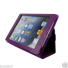 """Folio Leather Case Cover+Gift For 8"""" Nextbook Ares 8 Android Tablet ZBB"""