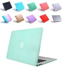 "Rubberized Matte Hard Cover Scrub Case For Apple 11"" Macbook Air 11.6"" Mac Book"