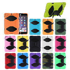 Survivor Shockproof Protect Military Heavy Duty Case Cover For Apple iPad Mini