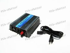 300W 500W 1000W 12V/24V Grid Tie Micro Inverter MPPT Function Solar Power System
