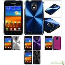 Metal Back Hard Case Cover For SAMSUNG R760 (Galaxy S II)/4G D710(Epic 4G Touch)