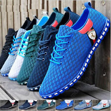 MENS RUNNING TRAINERS BOYS GYM WALKING SHOCK ABSORBING SPORTS RETRO FLAT SHOES