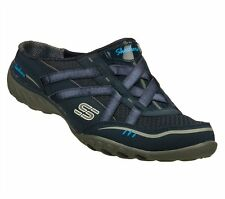 New Womens Skechers 22464 Relaxed Fit Breathe Easy Go Getter Clog Sneakers (X129