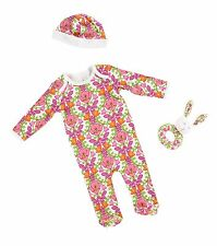 Vera Bradley Infant Baby Girl 3 Pc. Layette Set