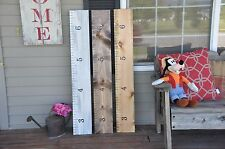 OVER 4000 SOLD Growth chart rulers for measuring kids' height!