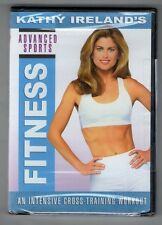 KATHY IRELAND new dvd ADVANCED SPORTS FITNESS - INTENSIVE CROSS-TRAINING WORKOUT
