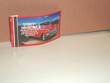 MARLBORO BOOK MATCHES WITH 57 CHEVY ON COVER.