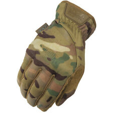 NEW Mechanix Tactical FastFit Military Army Airsoft Gloves Multicam MTP Camo