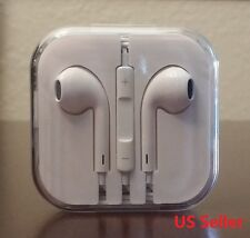 Premium OEM Quality Earphone Earbuds Headset Lot for Apple iPhone 5 4 iOS