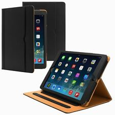 For Apple IPad Smart Case Sleep Wake Stand Soft Leather Wallet Cover w/ Stylus