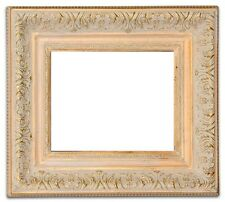 """3"""" Wide ANTIQUE ORNATE STYLE GOLD LEAF WOOD FRAME FOR PHOTO PICTURE ART PAINTING"""