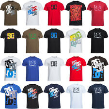DC Shoes Herren T-Shirt Freizeit Skateboarding Tee Hobby Shirt S M L XL neu
