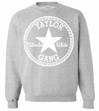 Taylor Gang All-Star Wiz Khalifa ymcmb T-Shirt mmg crew neck dope hip hop asap