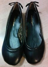 "COMFORTVIEW~""GAIL"" BALLET FLAT with TEXTURED UPPER *FREE SHIPPING** Retail =$54"
