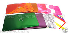 3-Lot NEW Genuine Dell Inspiron 15R N5110 LCD Notebook Design Cover Lid
