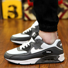 Fashion Men Sneakers Sport Breathable Casual Running Flat Canvas Men's Shoes C90