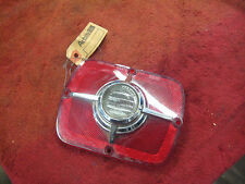 NOS 1965 FORD FAIRLANE STATION WAGON TAIL LIGHT LAMP LENS W BACK UP (NICE)