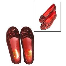 Child Dorothy Ruby Red Slippers
