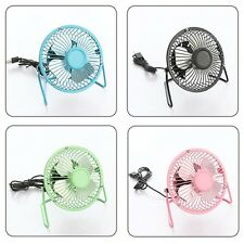 New Fashionable Portable Super Mute Mini USB Desk Fan PC Cooler Cooling Laptop
