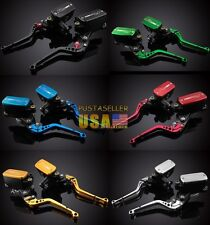 6 Color Clutch Levers Master Cylinder Reservoir For Ducati 996/998/B/S/R 99-2003