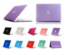 """Crystal Clear Hardshell Hard Case Cover For Apple Macbook Air 11.6""""/13.3"""" Inch"""