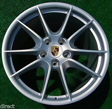 4 Perfect 2016 Genuine OEM Factory Porsche 911 Rad Carrera S 20 inch WHEELS 991