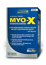 MHP MYO-X Clinically Tested MYOSTATIN INHIBITOR 300grams NATURAL MUSCLE BUILDER