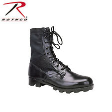 5081 Rothco G.I. Style Jungle Boots - Black