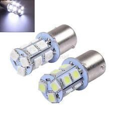13 SMD 5050 Car LED Day White 1156 1157 BA15S Bulb Turn Signal Tail Light Lamp