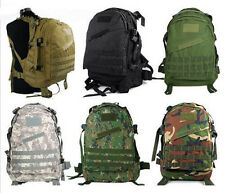 Airsoft Tactical US Army Hunting 3Day Molle Assault Backpack Bag 7 Colors