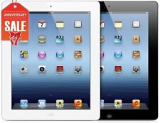 Apple iPad 3rd Gen - 16GB - Wi-Fi + 3G (UNLOCKED) RETINA -  BLACK or WHITE (R-D)