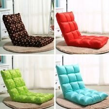 New Home Lazy Tatami Small Sofa Chair Folding Chairs Floor Lounger Bed Chairs