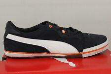 Puma Men's Esito Vulc Sala 10203816 Dk Navy White Orange Brand New