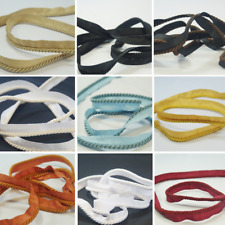 25mm Flanged Upholstery Piping Cord Rope Craft Trimmings Cushions