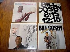 BILL COSBY LOT (4) LPS VINYL REVENGE 8:15 12:15 WHY IS THERE AIR? STARTED CHILD