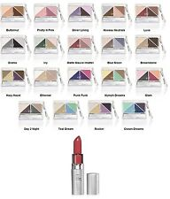 e.l.f. Brightening Eye Color Quad PICK YOUR COLOR w/ Charming Lipstick