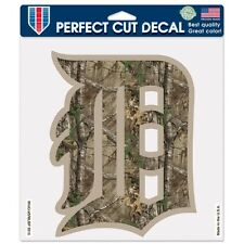 Detroit Tigers Car Window Decal 8 Perfect Cut Decal Camo