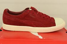 Men's Puma Clyde X Undefeated Coverblock 35277801 Rio Red Whisper White New
